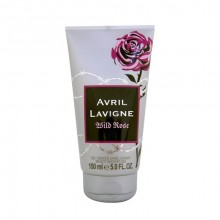 Avril Lavigne Wild Rose Shower Gel 150ml naisille 33455
