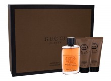 Gucci Guilty Absolute Pour Homme Edp 50 ml + Aftershave balm 50 ml + Shower gel 50 ml miehille 79194