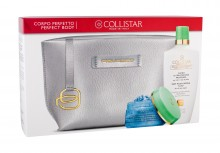 Collistar Special Perfect Body Deep Moisturizing Fluid 400 ml + Body Peeling Toing Talasso 150 g + Cosmetic Bag Piquadro naisille 53086
