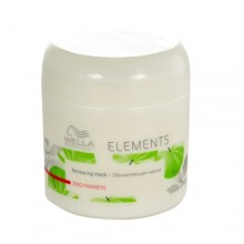 Wella Elements Hair Mask 500ml naisille 26213