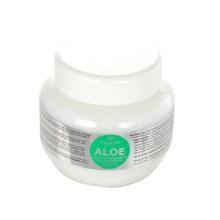 Kallos Aloe Vera Moisture Repair Shine Hair Mask Cosmetic 275ml naisille 12033
